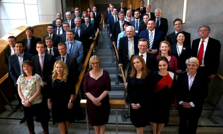 New MSPs in 2016