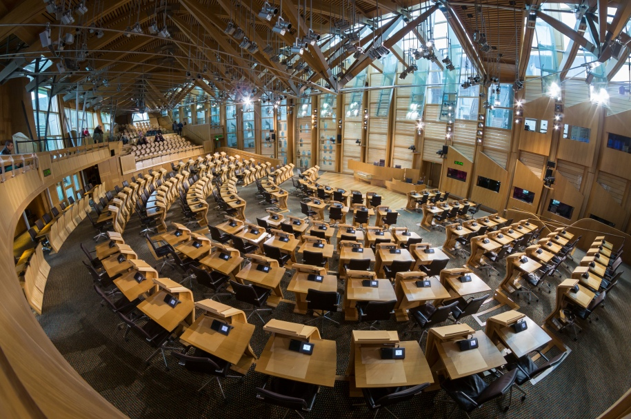 scottish parliament opposition party ratings